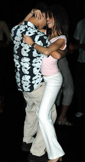 Historia del baile - Bachata