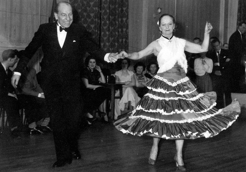Historia del baile - Chachachá