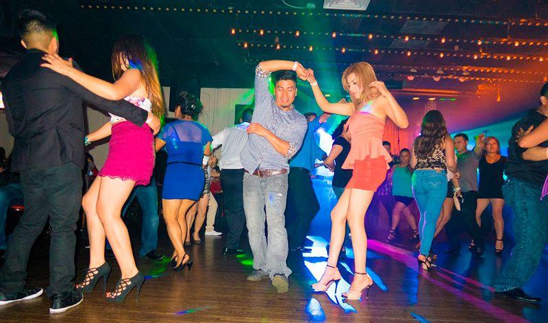 Historia del baile - Cumbia