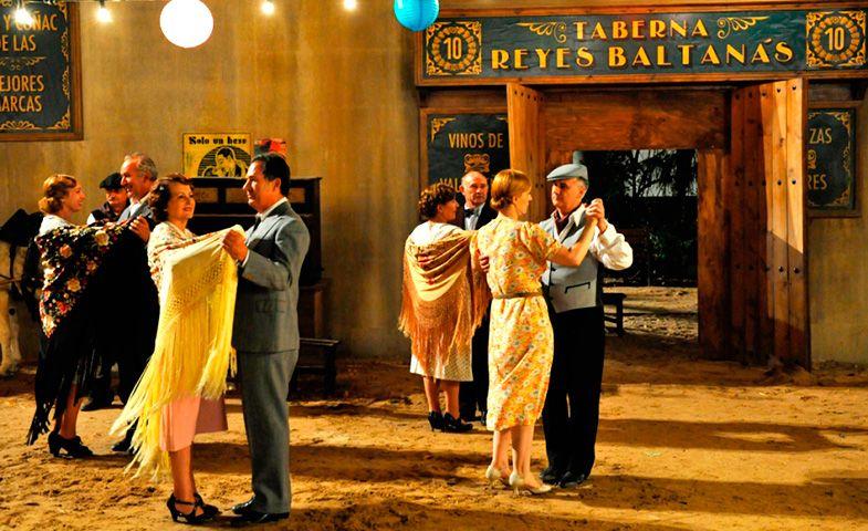 Historia del baile - Pasodoble